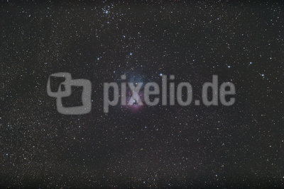 Planetarischer Nebel M20