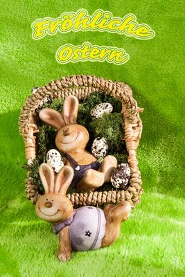 Fröhliche Ostern 2