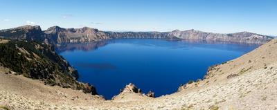 Crater Lake , Oregon