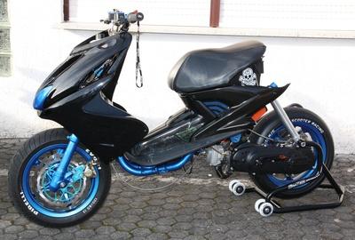 Yamaha Aerox DSSC  Roller