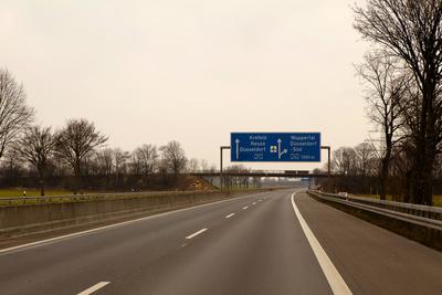Des deutschen Autofahrers Traum