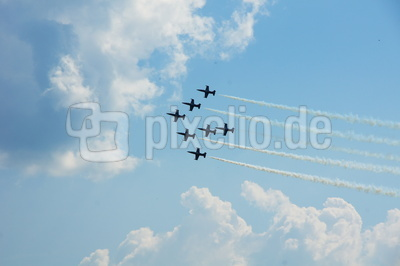 Breitling Jet Team , Buochs CH