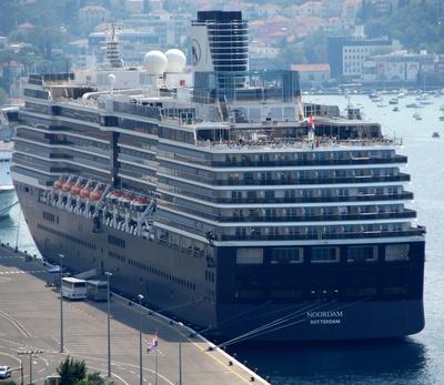 Kreuzfahrtschiff , Dubrovnik