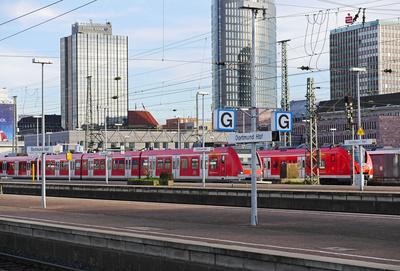 S-Bahn Terminal
