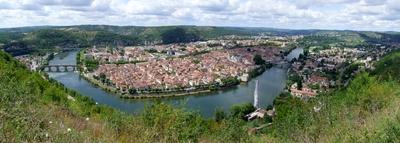 Cahors , Panorama