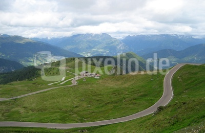 Jaufenpass , Südtirol