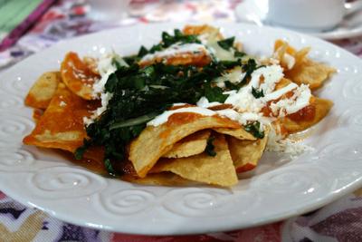 Mexikanisches Frühstück