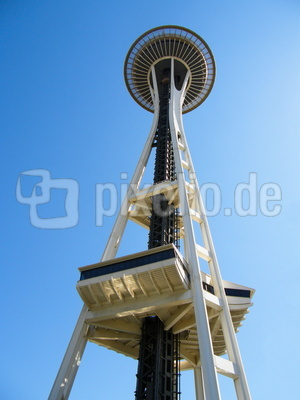 Space Needle , Seattle