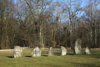 Stammen aus der Bronzezeit
