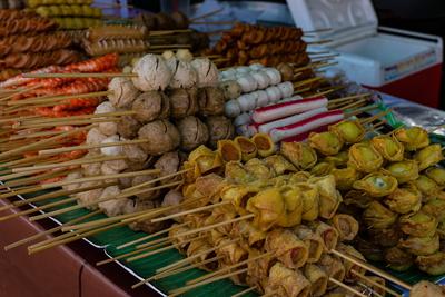 Delikates aus Thailand