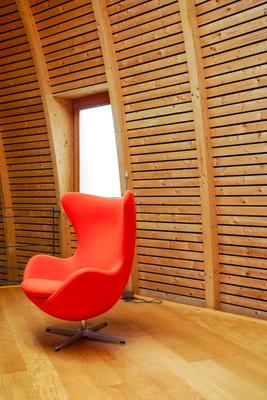 Modernes Wohnen mit Holz und Design