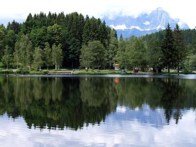 Am Kitzbüheler-Schwarzsee