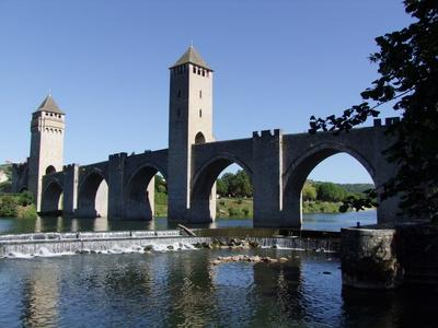 Pont Valentré , Cahors