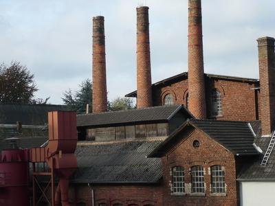 Alte  Fabrik  im  Sauerland