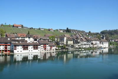 Eglisau -- Städtchen am Rhein