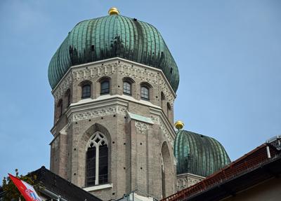 Das Wahrzeichen Münchens