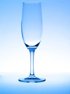 Das  Sektglas 2