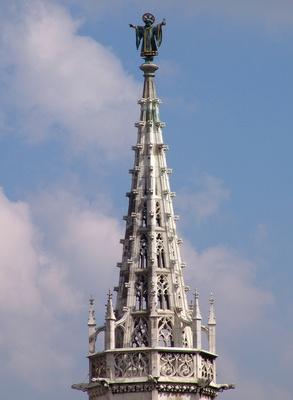Münchner Kindl , Rathausturm