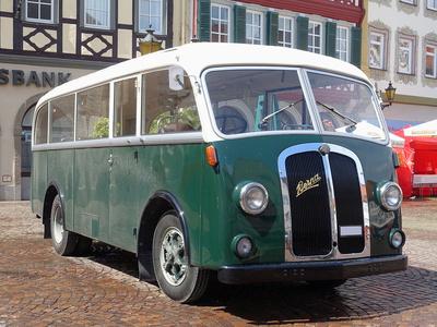 Berna Bus Oldtimer