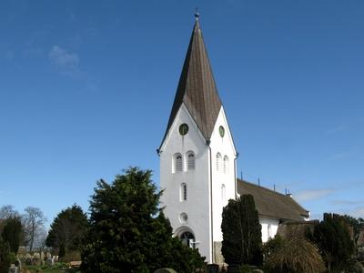 Kirche von Nebel