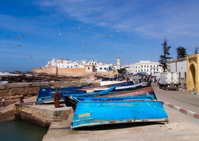 Essaouira , Marokko