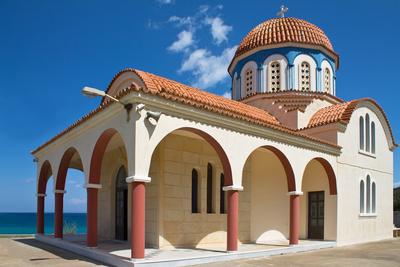 Orthodoxe Kirche auf Kreta