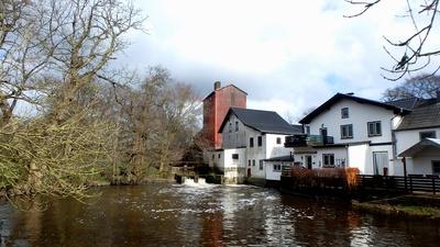 Alte Wassermühle-Frörup