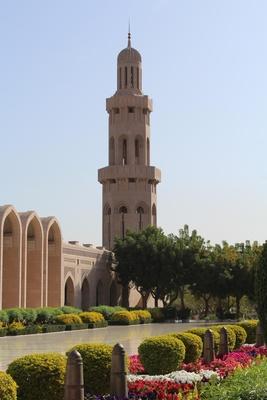 Oman - Minarett