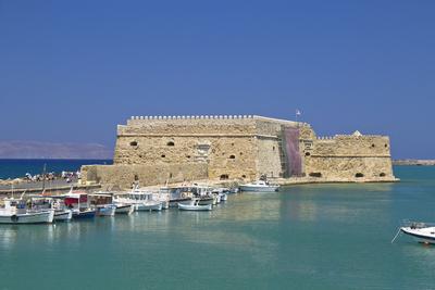 Festung Heraklion - Kreta
