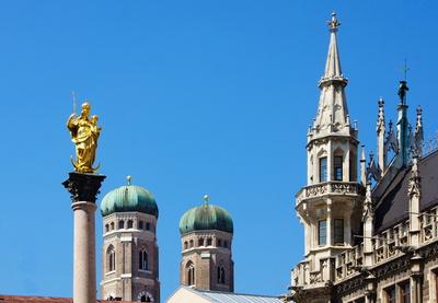 Türme Frauenkirche , München