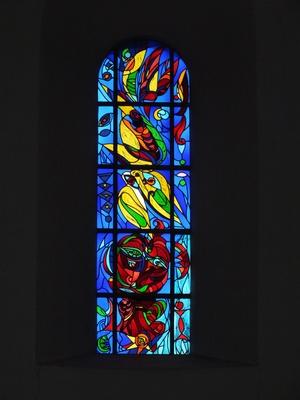 Domfenster in Ribe-DK