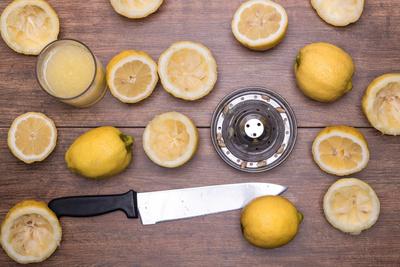 gesundes Vitamin C