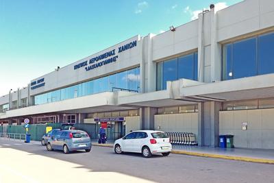 Flughafen Chania - Kreta