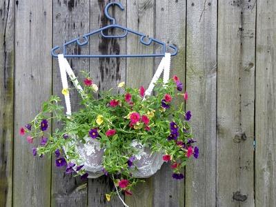 Blumenampel neu ;-)