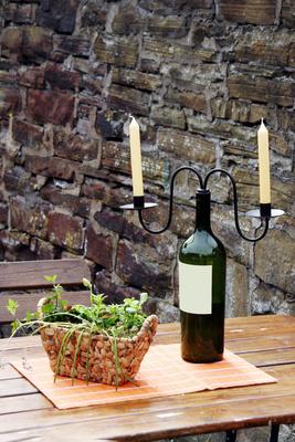 Wein bringt die Erleuchtung