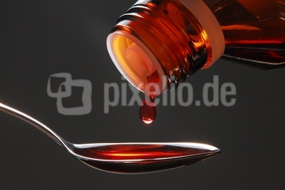 Medizin dosieren