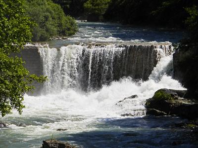 Wasserfall - La Vésubie