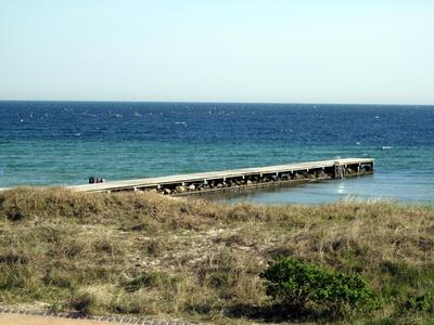 Seebrücke am Südstrand
