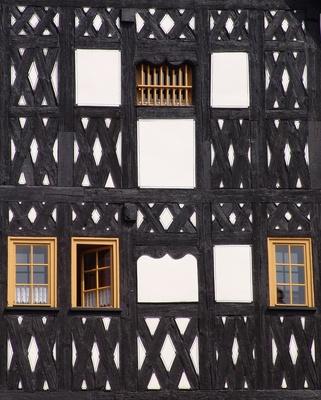 Fachwerkhaus , Thüringen