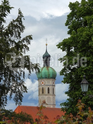 Kirchturm , Oberbayern