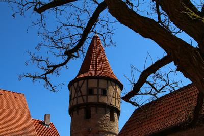 Kirchenburg Ostheim 02