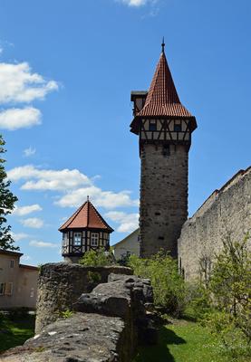 Kirchenburg Ostheim 03