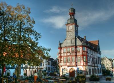 Rathaus in Lorsch