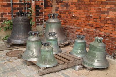 Glocken in Riga