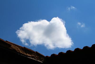 Wolken.Dach