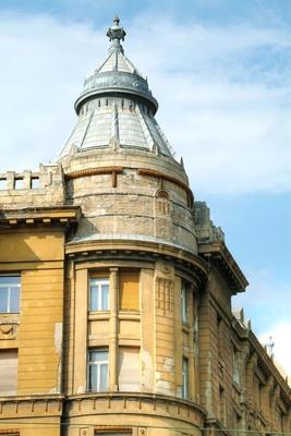 Jugendstil - Gebäudedetail