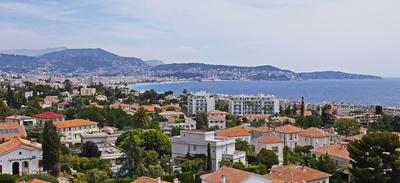 Die Bucht von Nizza