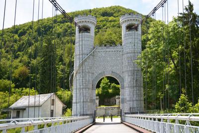 Alte Baukunst: Pont de la Caille