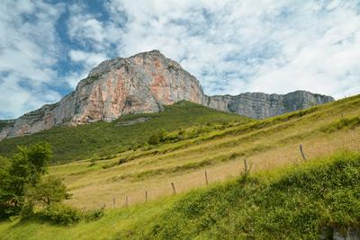 Unterwegs zum Col de Placette