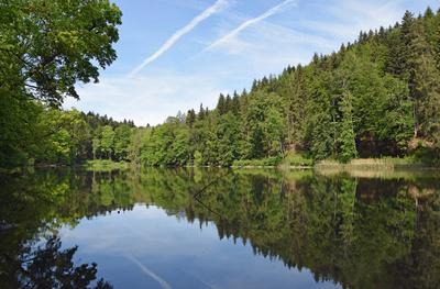 Lenggries - Schlossweiher